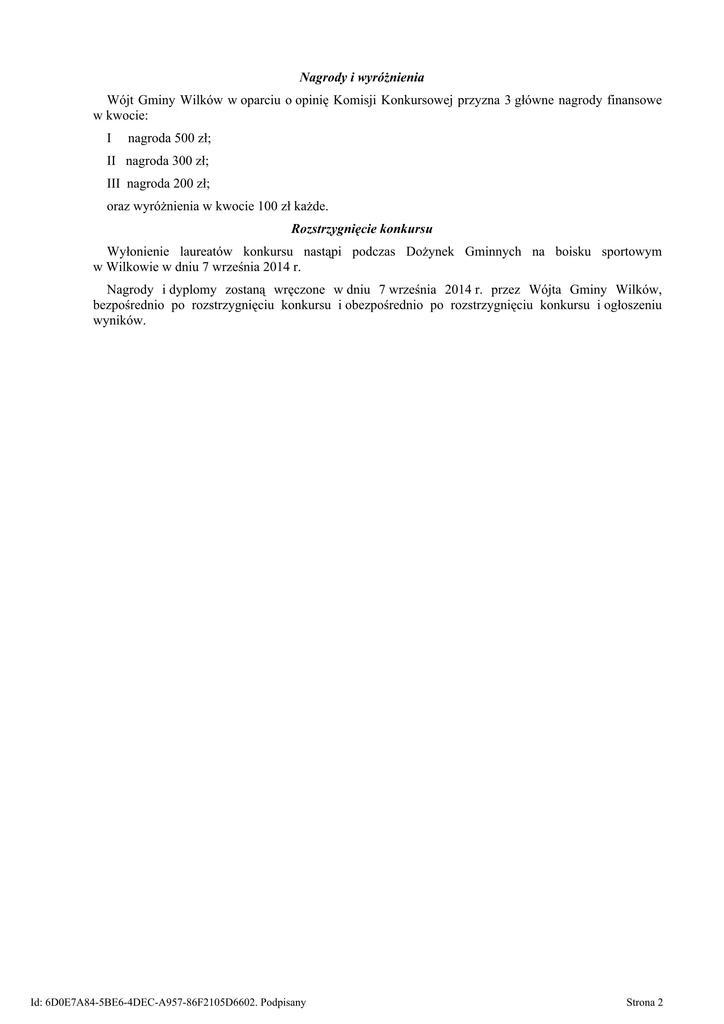 568_02z - ogłoszenie Konkursu na Najpiękniejszy Wieniec lub Arcydzieło Dożynkowe w 2014 roku i powołania Komisji Konkursowej.jpeg