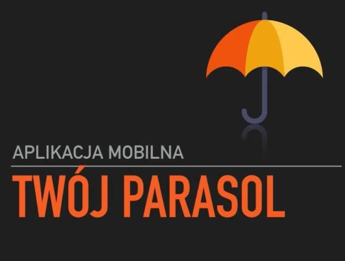 Twój Parasol – aplikacja mobilna